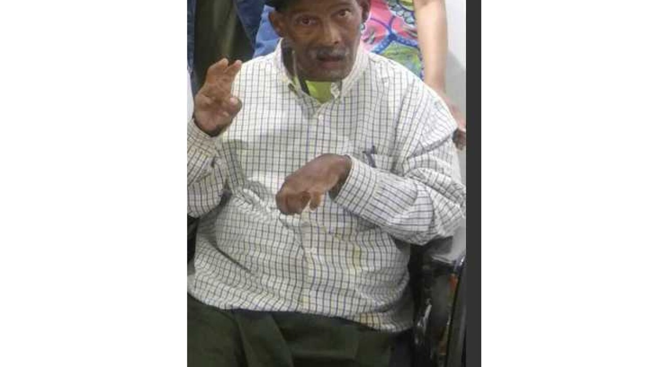 Detroit Police Search For 63-year-old Man Who Took