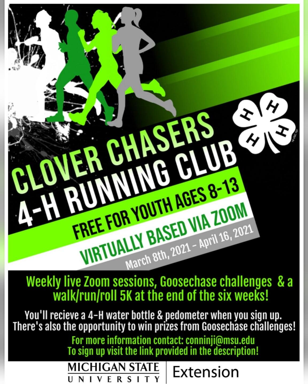 2021 Clover Chaser 4-H Run Club Flyer.jpg
