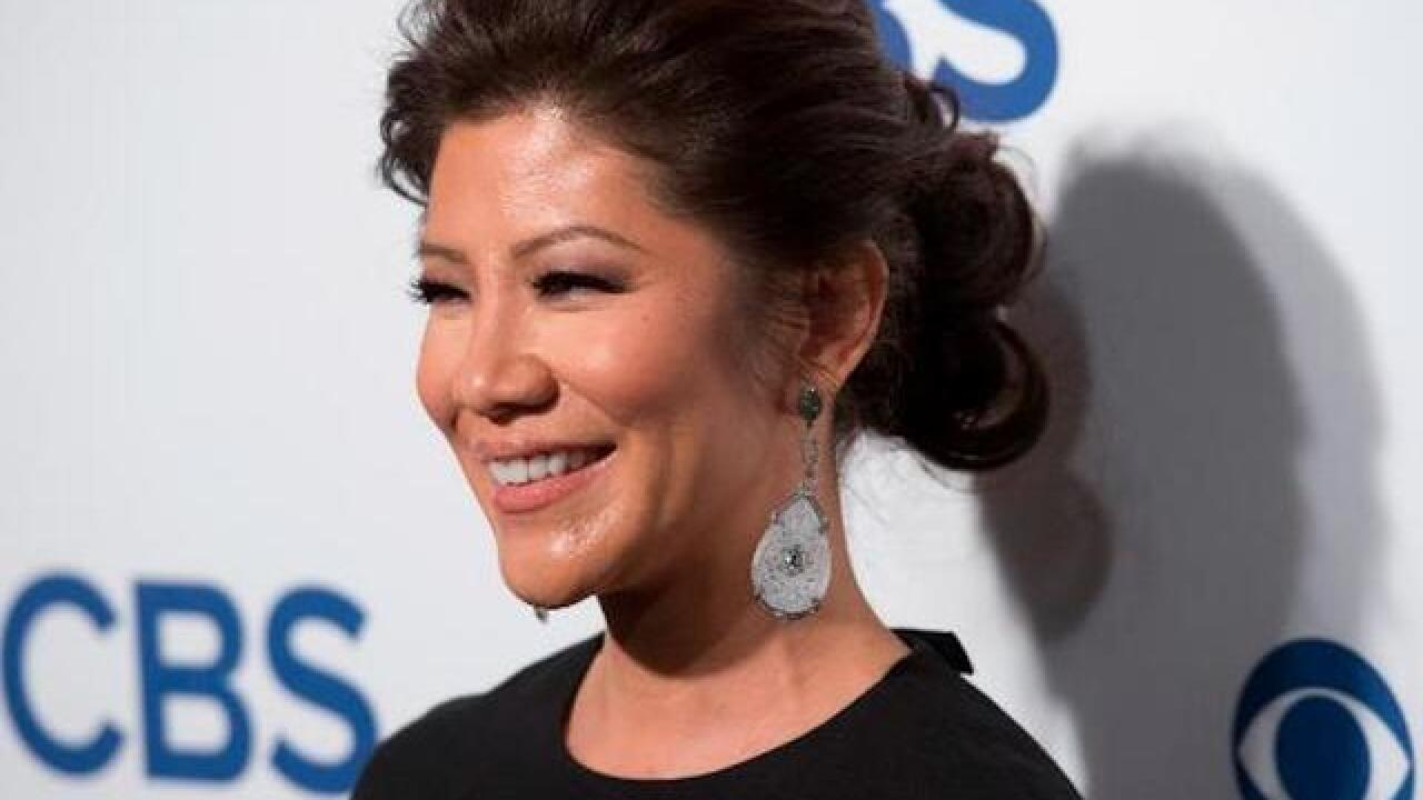 Julie Chen leaving 'The Talk' after husband Les Moonves exits CBS