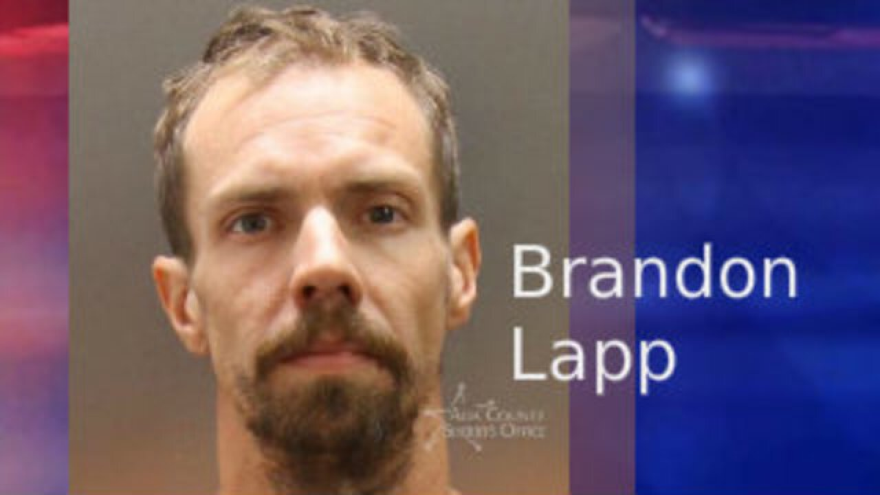 Three arrested in Meridian copper wife theft