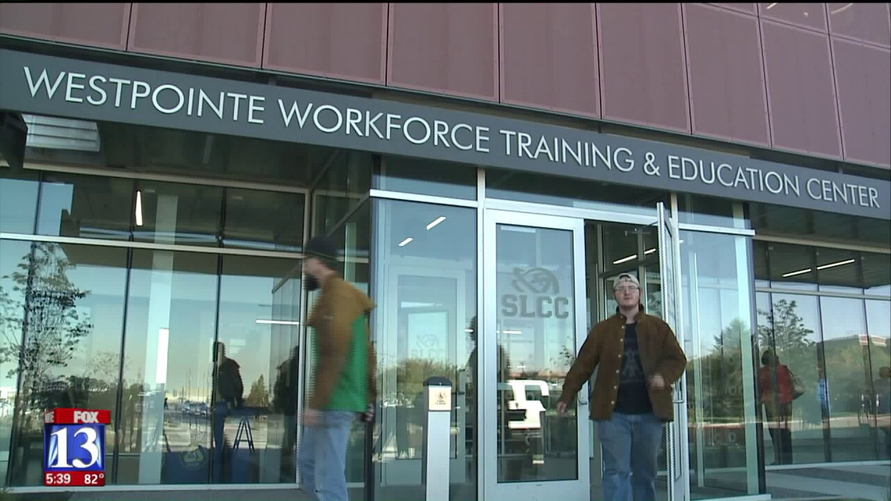 New SLCC Center offers training for high paying skilled jobs