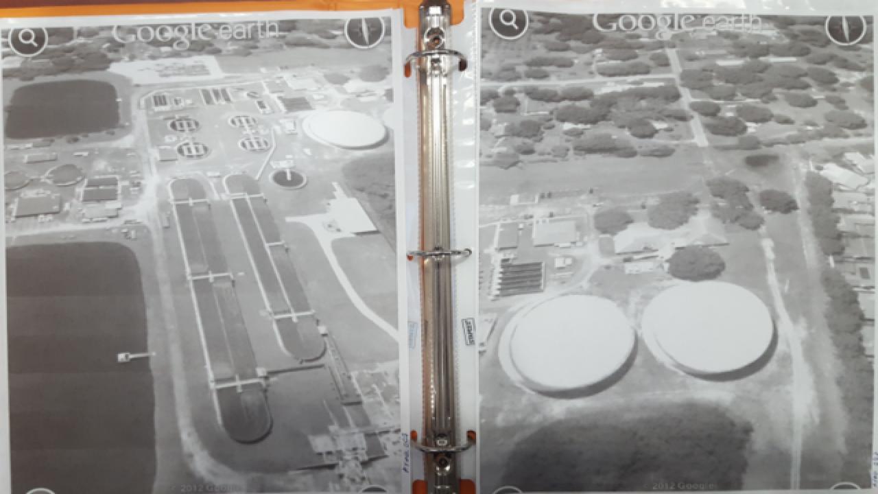 Bombs, guns, school maps found in Florida home