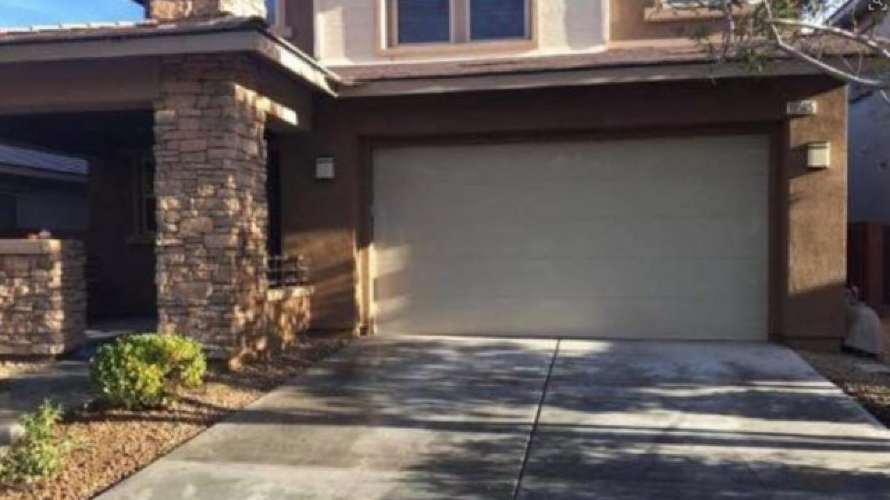 Neighbors help remove swastikas painted on home