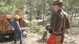 Fire officials advise preparing property for potential wildfires
