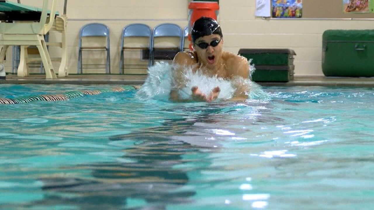 Bishop Miege's Hernandez-Nietling excels in pool