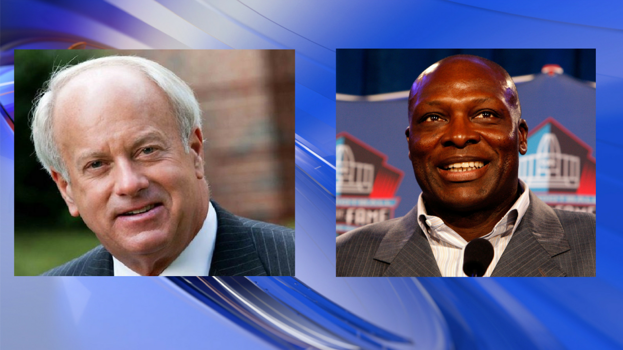 Watch: Va. Beach Mayor Will Sessoms responds to Bruce Smith's race issueclaims