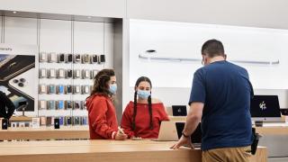 Apple Store COVID-19 - handout/website