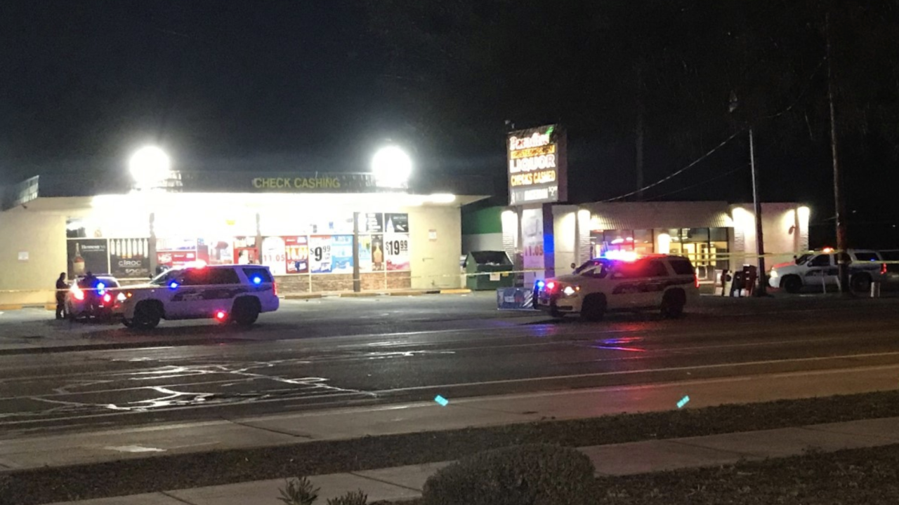 Man shot in south Phoenix 1-18-20