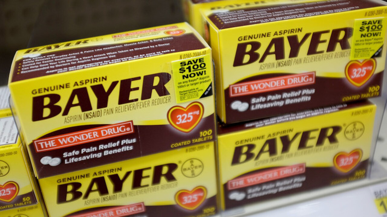 Bayer pharmaceutical group is cutting 12,000 jobs