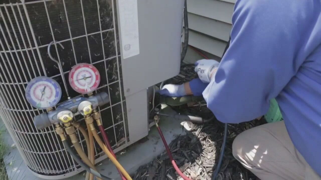 AC unit repair costs on the rise