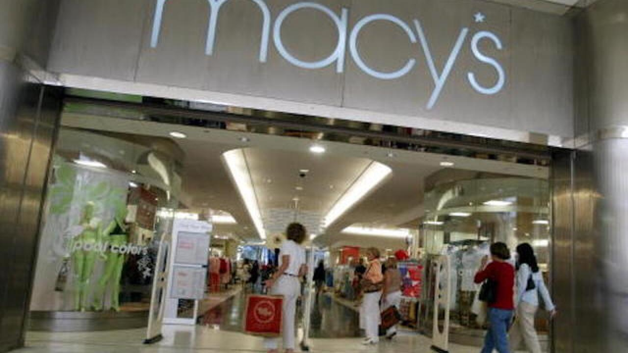 Macy's Inc. (M) tops expectations, optimistic outlook sends shares up