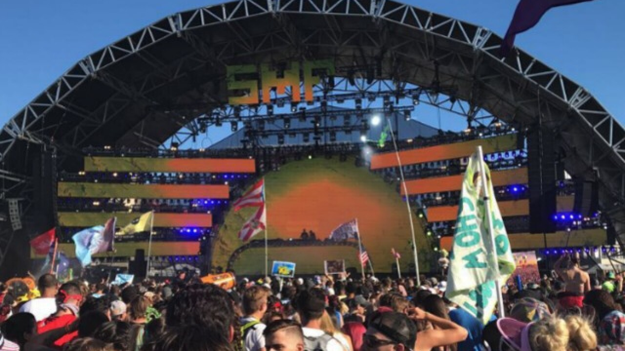 Sunset Music Festival kicks off this weekend at Raymond James Stadium