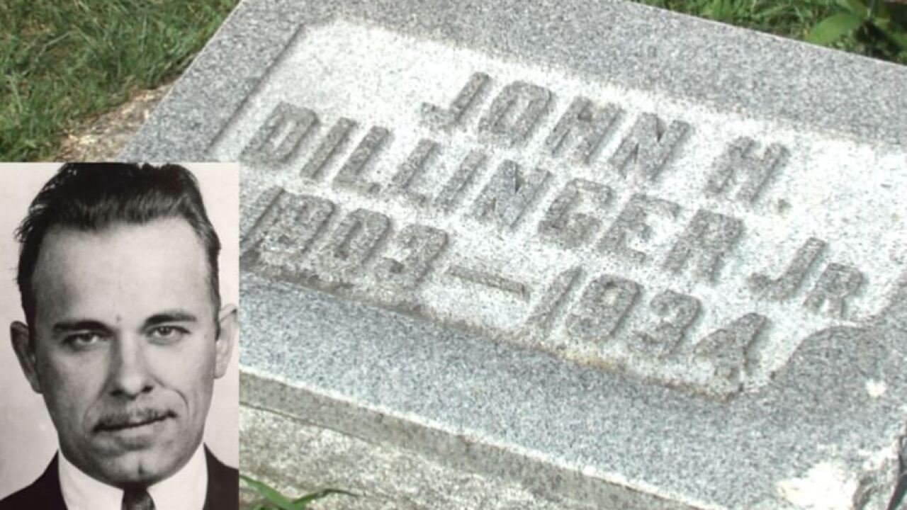 Judge rules in favor of Indiana cemetery, John Dillinger's body will not be exhumed