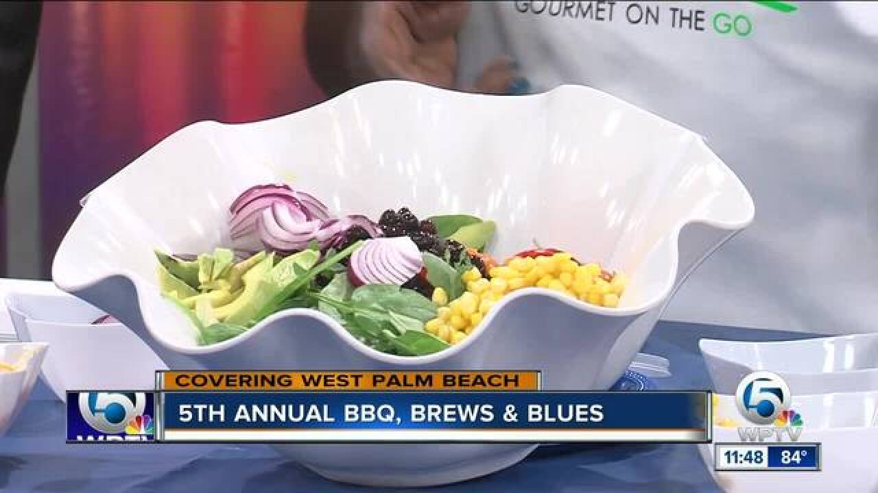 5th annual 'BBQ, Brews and Blues' on June 30 in West Palm Beach
