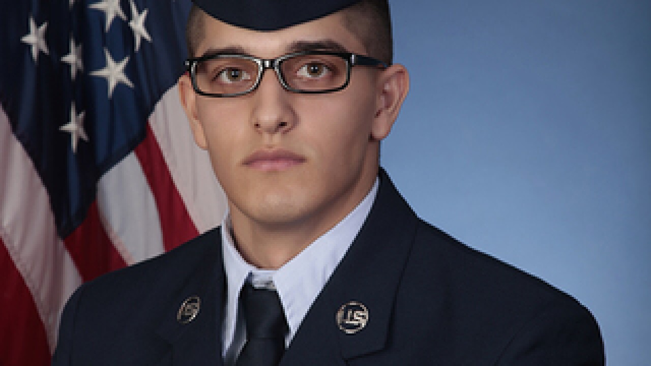 Locals complete Air Force basic training