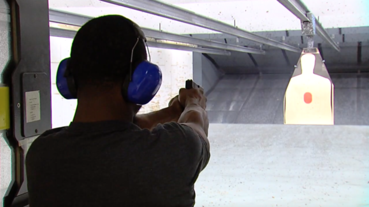 New public shooting range opens in northern Michigan