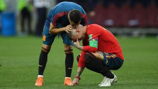 Russia knocks out Spain in penalty shootout in historic World Cup upset