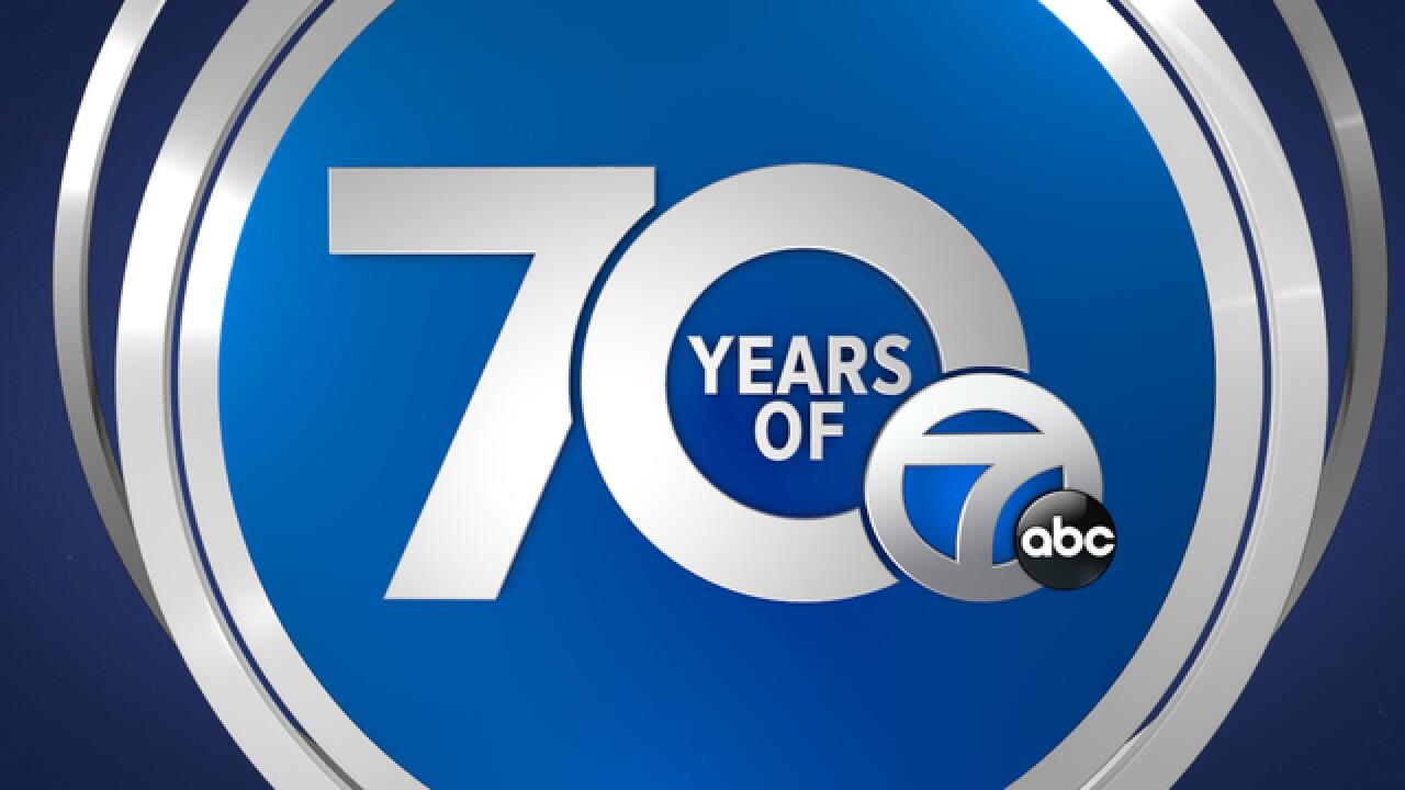 WXYZ celebrates '70 Years of 7' on October 9