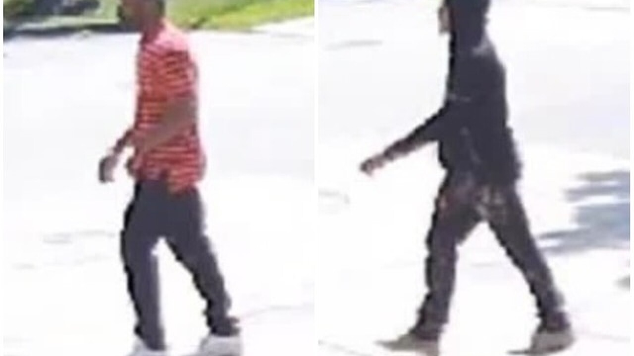 MPD seeks suspects in N. Teutonia armed robbery