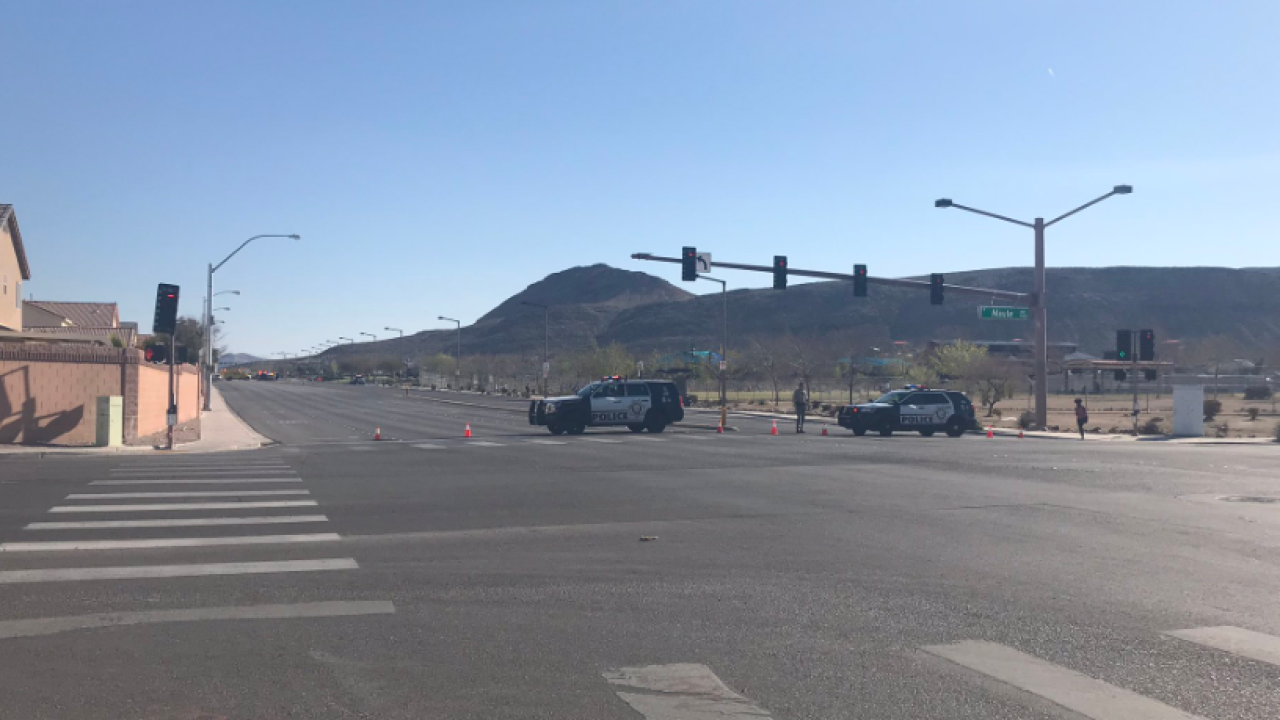 Fort Apache Road fatal crash.PNG