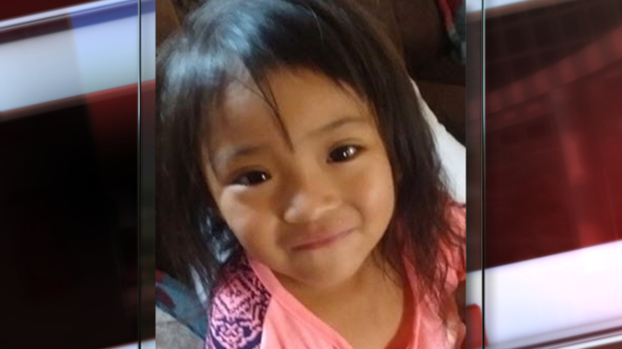 Amber Alert: 3-year-old located in New Mexico