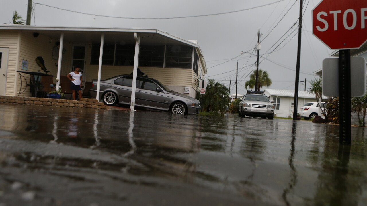 Pictures: Hermine in Florida