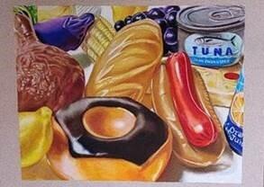 Fake Food  By Natalie Furtado from Las Vegas Academy of the Arts.jpg
