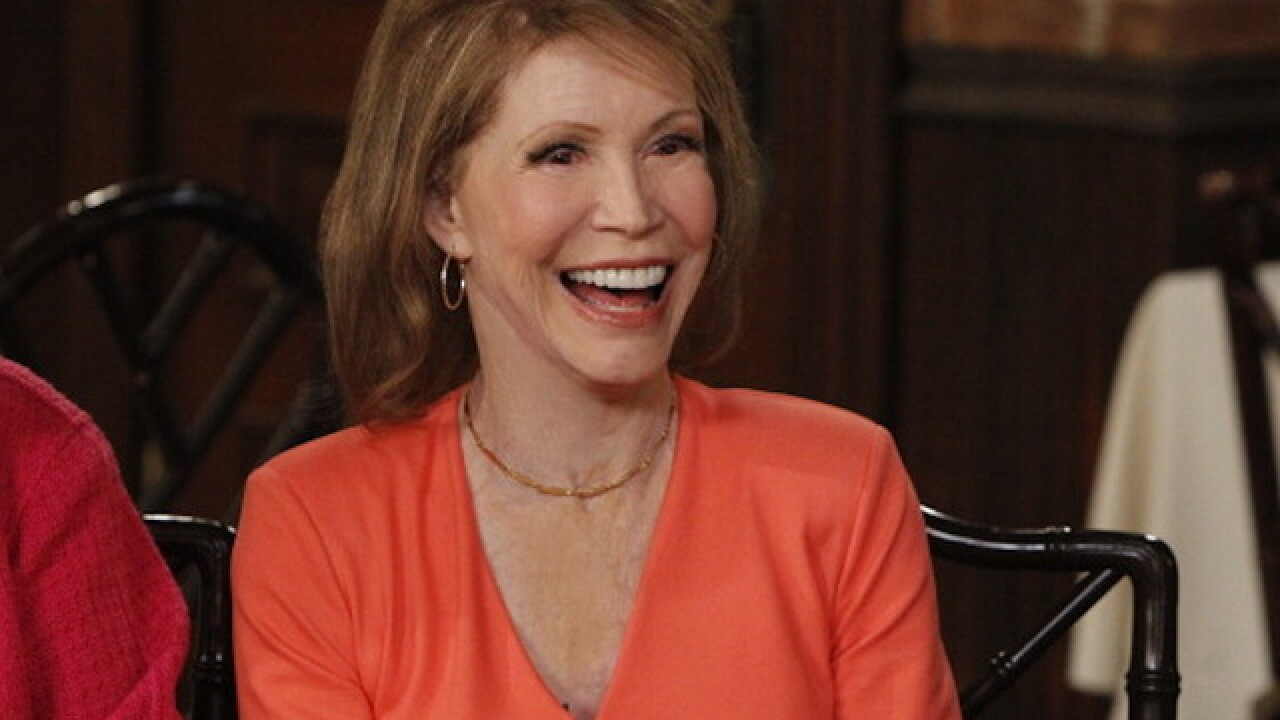 Actress Mary Tyler Moore dies at age 80