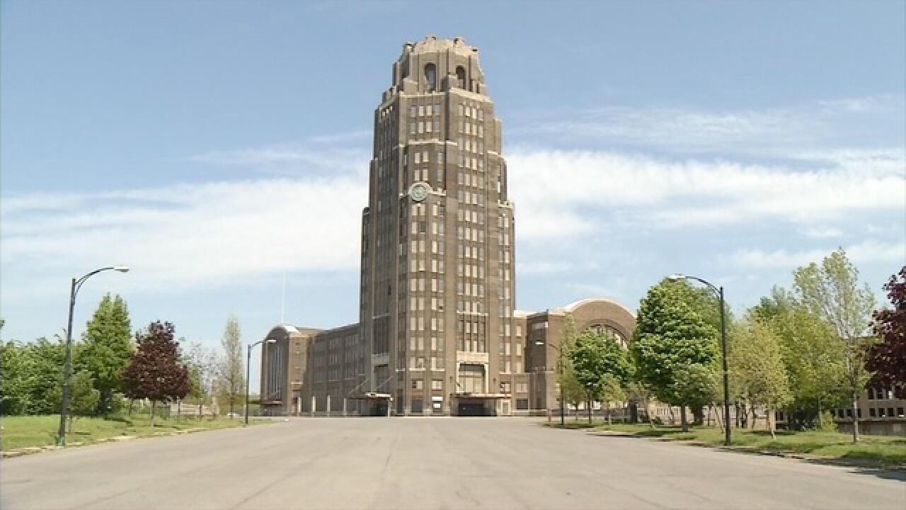 New ideas for Buffalo Central Terminal