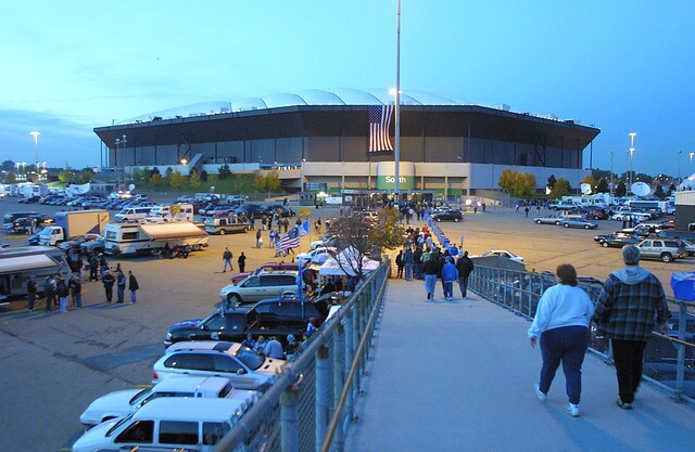 PHOTOS: Memories from the Pontiac Silverdome