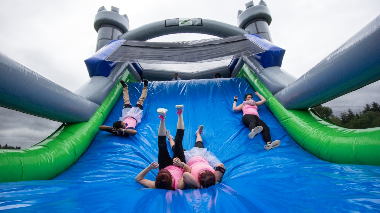 The Great Inflatable Race coming to Virginia Beach on June 23