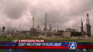 Looming lawsuit involving Nueces County Appraisal District, Valero