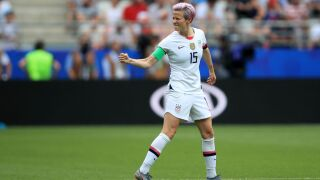 Megan Rapinoe starts for USWNT in World Cup final