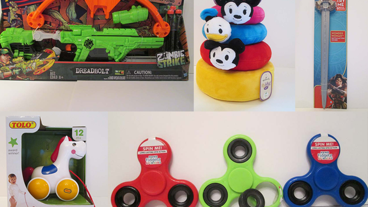 Group to unveil 'most dangerous' toys list
