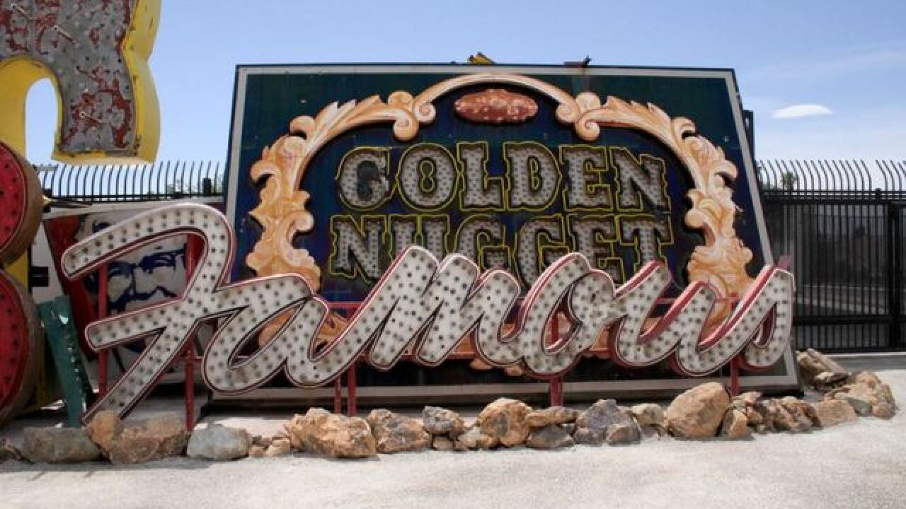 Neon Museum adds more after-dark tours