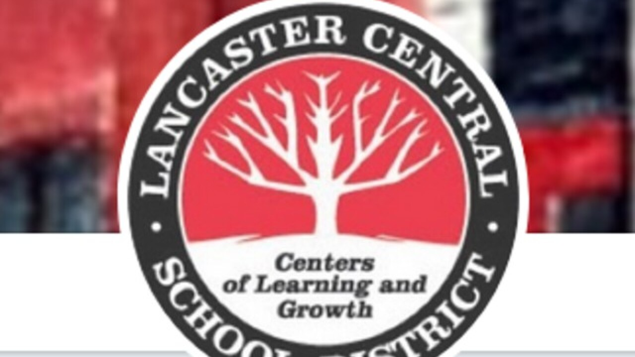 Lancaster H.S. closed Monday
