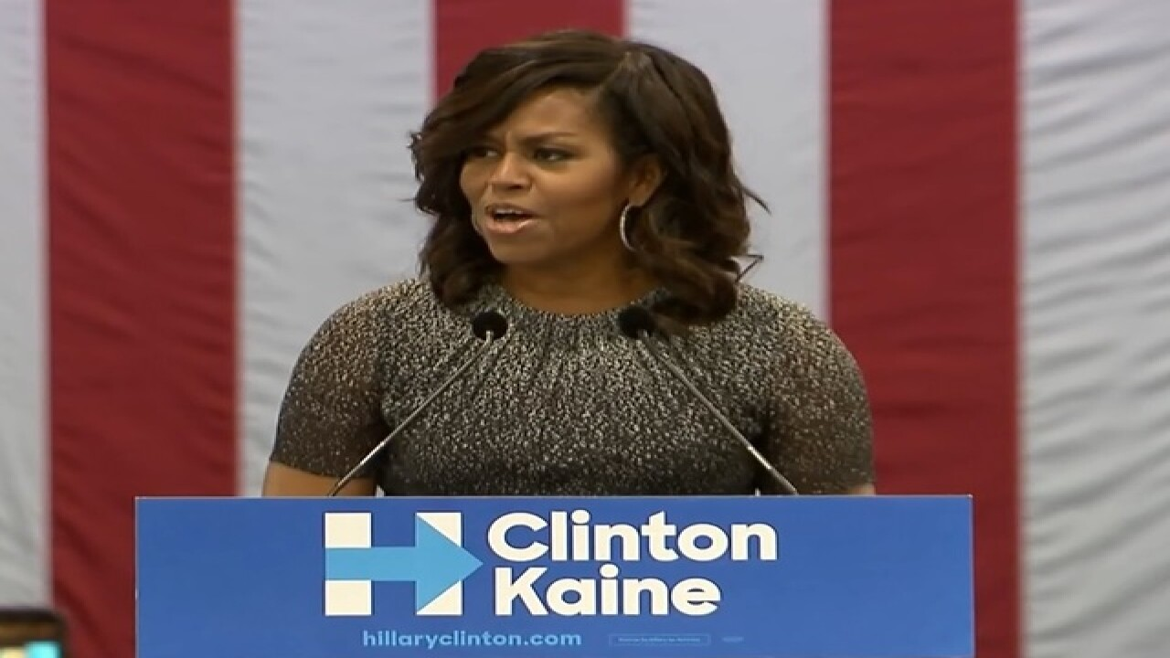 Michelle Obama to hold rally in Phoenix