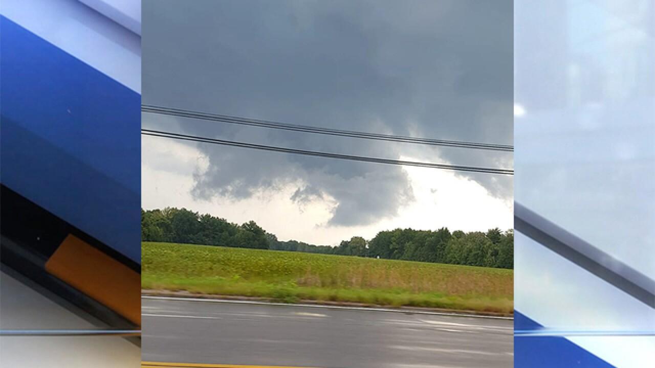 Late-summer storms blast through Northeast Ohio