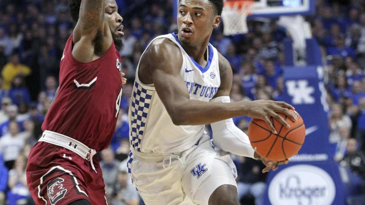 UK Post Game Notes After Win Over South Carolina