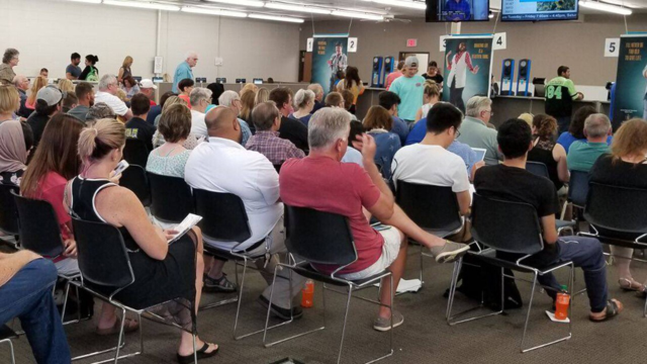 New driver's license office to open in JoCo after patrons complain of long lines