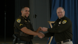 Sheriff's deputy awarded with Life Saving achievement honor