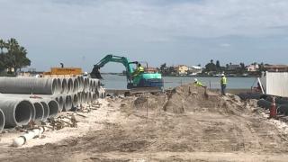 Pass-A-Grille construction won't wrap until 2019