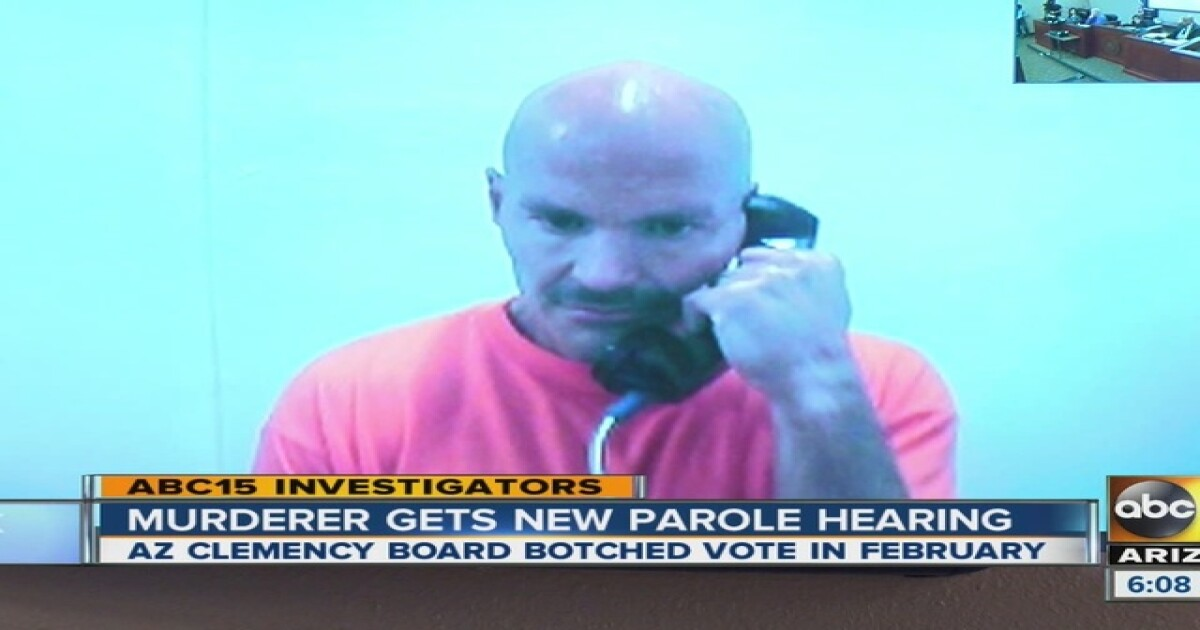 Murderer to get new parole hearing after mistake