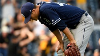 San Diego Padres v Pittsburgh Pirates