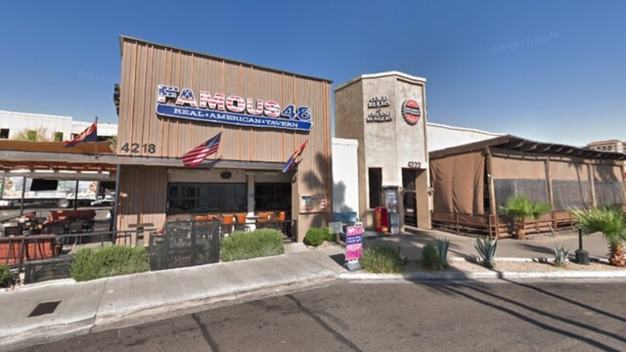 Cold Beers & Cheeseburgers to expand and replace Famous 48 in Scottsdale