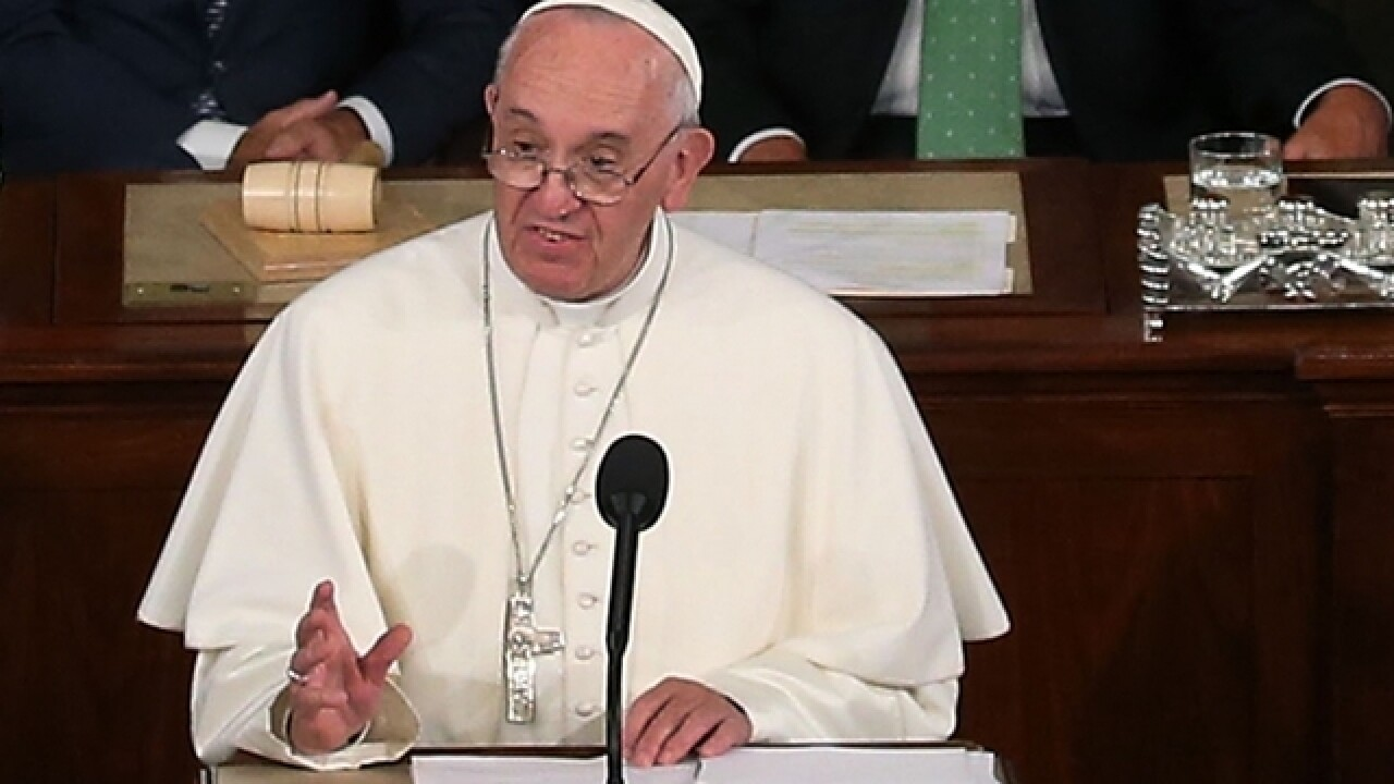 Pope Francis: Gays and others marginalized by the church deserve an apology