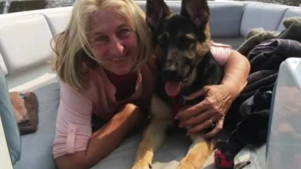 Wisconsin woman's death linked to dog lick