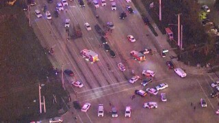 UPS chase: Investigation continues after high speed chase ends in shootout, killing 4