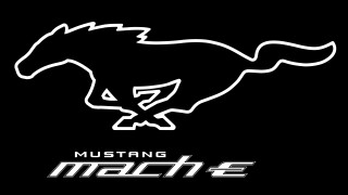 Mustang Mach-E Pony logo