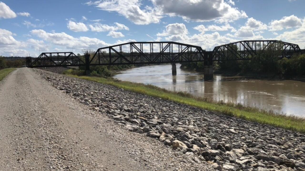 Kansas River Levee